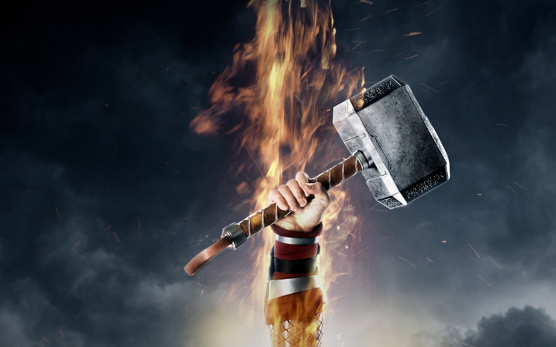 Mjolnir, Martillo de Thor