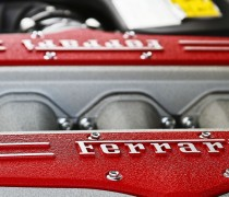Motor Ferrari Wallpaper